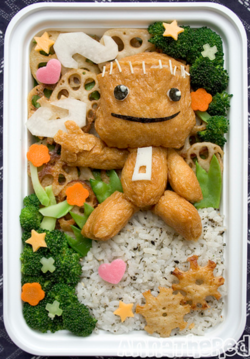 Sackboy bento box